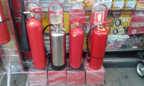 venta y recarga de extintores nacionales e importados