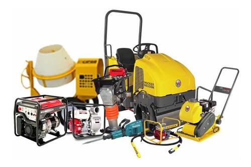 venta y renta de equipos ligeros de construcción