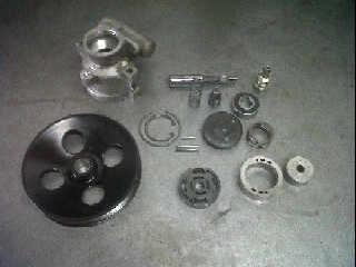 venta y reparacion de cajetines bombas hidraulicos, mecanico
