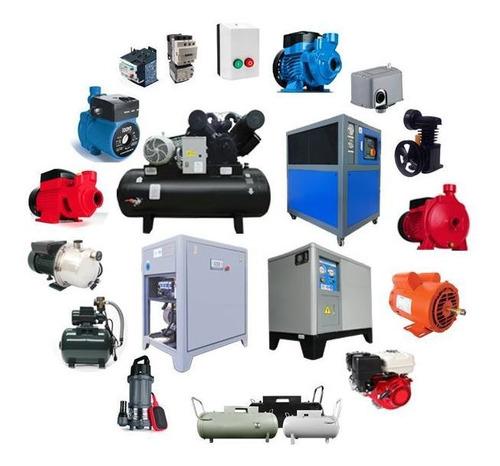 venta y reparacion de compresores piston, tornillo, chiller.