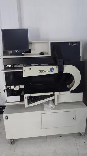 venta y reparación de escaners opscan scantron