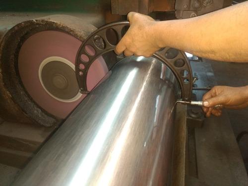 venta y reparación de rollos de banco para la industria moli