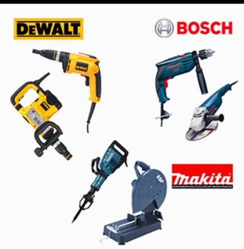 venta y reparación de todo tipo de herramientas eléctricas