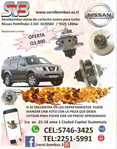 venta y reparación de turbos diésel guatemala