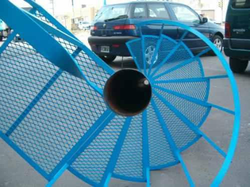 venta y servicio de escaleras caracol y rectas (dto de fca)
