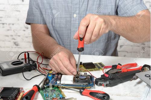 venta y servicio técnico informática domicilio-micro empresa