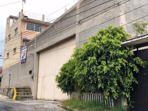 venta y/o renta de bodega nave industrial en san lorenzo