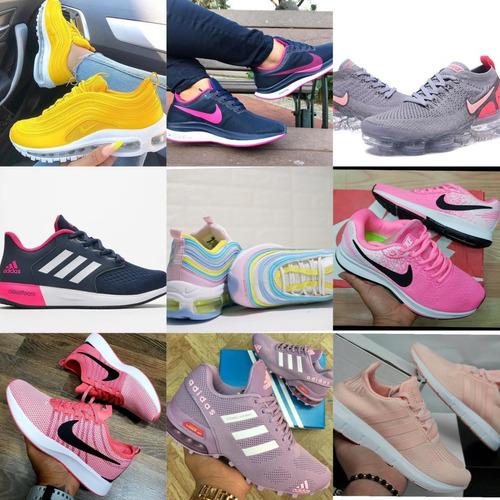 venta zapatos nike, adidas, vans de mujer nuevos