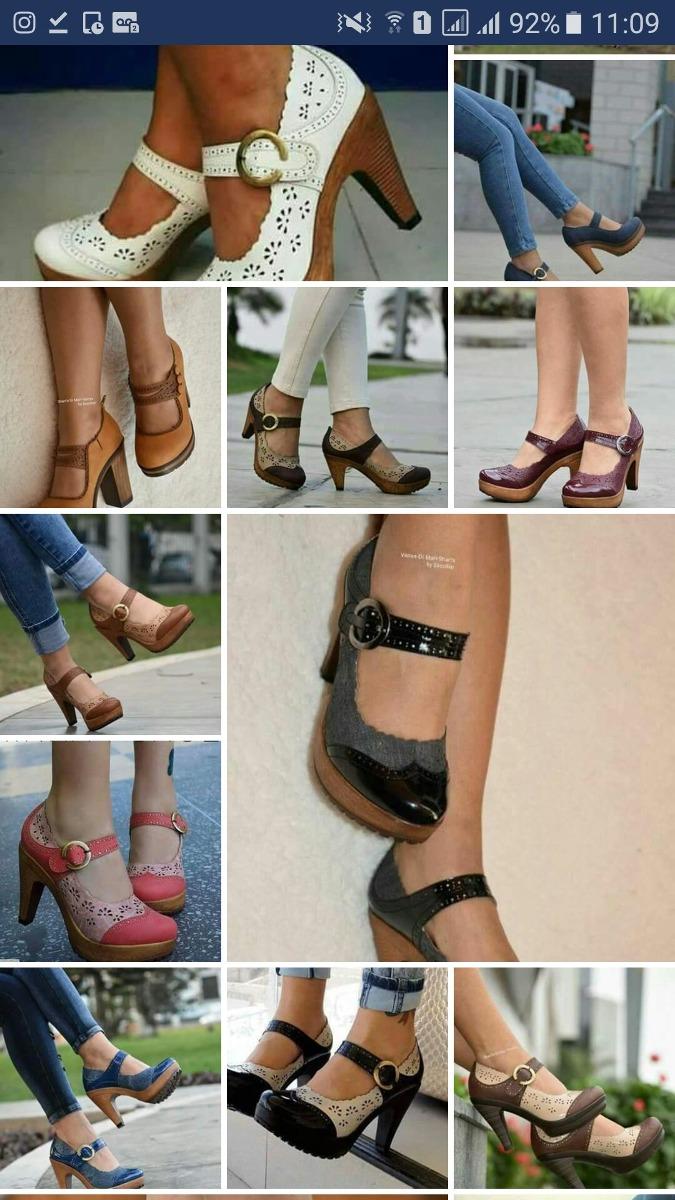7c01b0e2da4 Venta Zapatos Por Mayor !modelos Preciosos Ideal Negocio -   180.000 ...