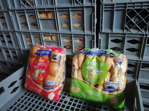 ventabizcocho,tostada y intgrles todo tipo de pan embolsado