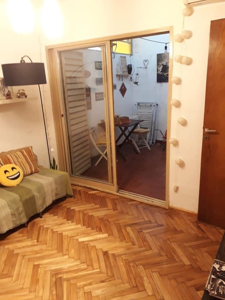venta:departamento de un dormitorio con comodín.oportunidad