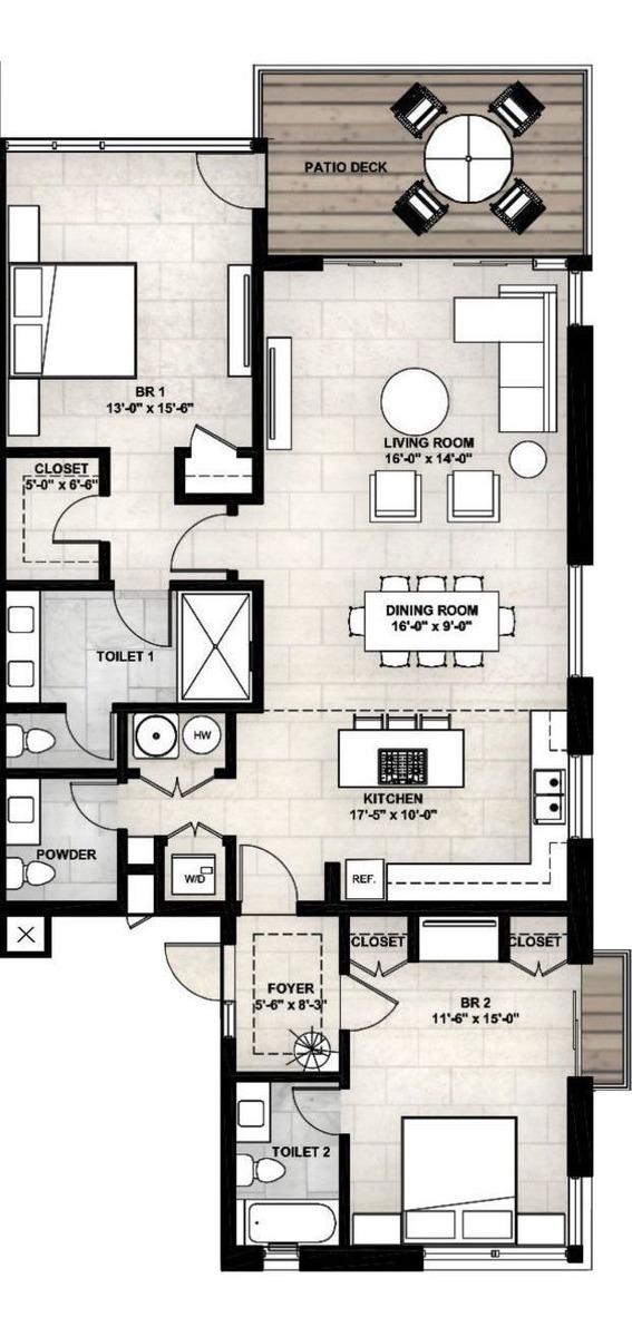 ventamar, condominio 46