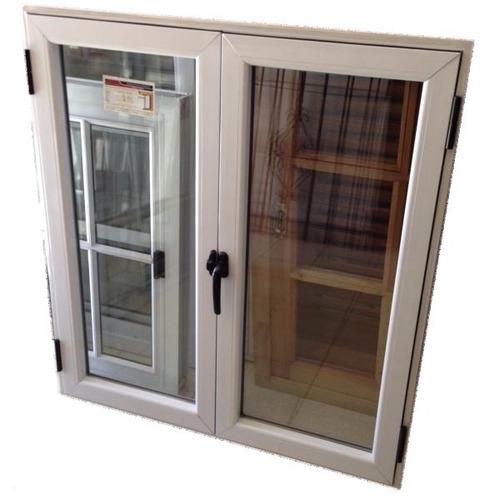 ventana abrir modena aluminio blanco  150x110 con dvh 4+9+4 termica acustica