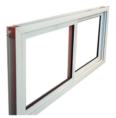ventana aluminio blanco entero 120x40 oferta aberturas leo!!