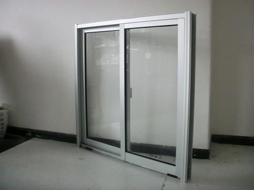 Ventana aluminio corredera 150x200 al 25 titanio 135 for Ventanas de aluminio mercadolibre argentina