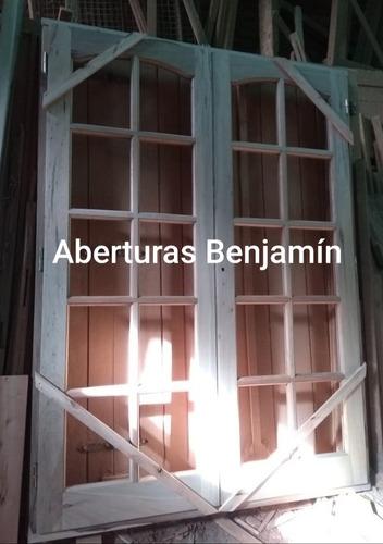 ventana balcón