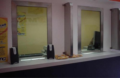 ventana blindada nv3