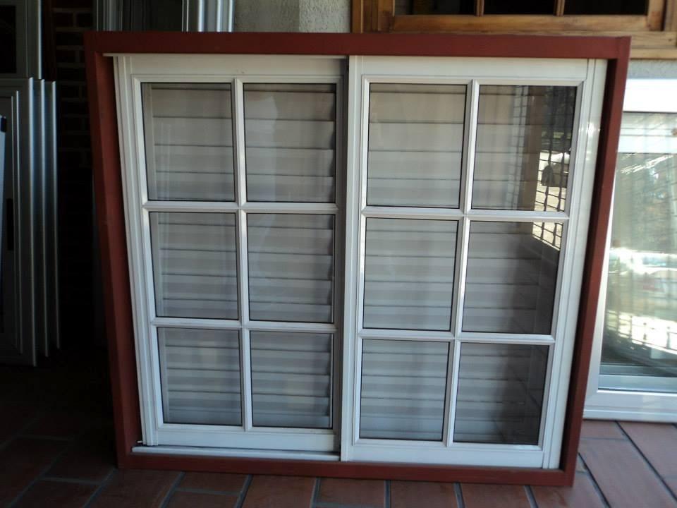 Marco ventana aluminio elegant ventana de aluminio for Marcos de ventanas de aluminio