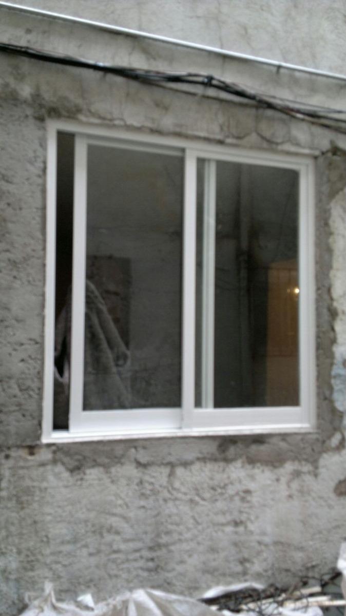 Ventana de aluminio blanco 3 1 en mercado libre for Ver ventanas de aluminio blanco