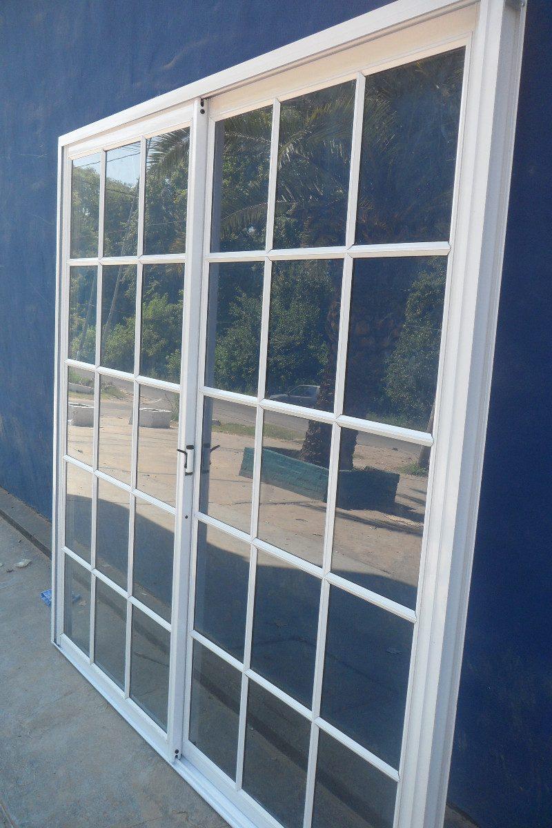 Precio ventanas de aluminio accesorios ventanas with for Precio correderas aluminio