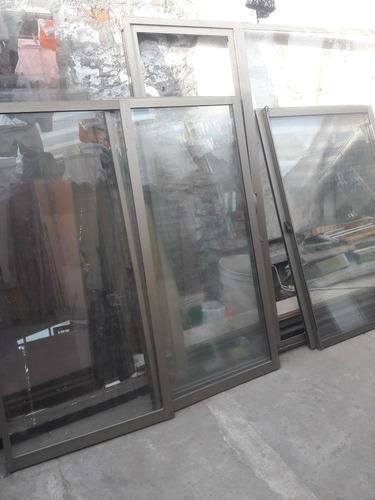 Ventana De Aluminio De Segunda Mano 140 000 En Mercado Libre