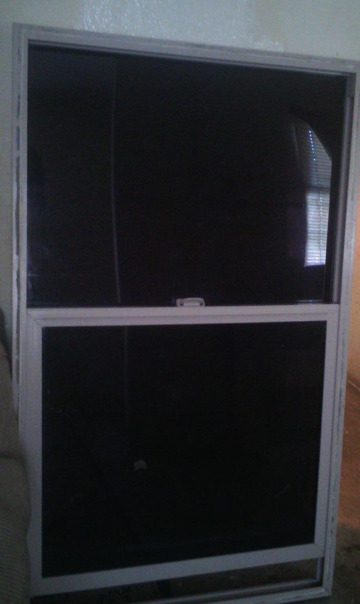Ventana de aluminio doble vidrio x 90cm 1 500 for Ventanas de aluminio doble vidrio argentina