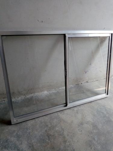 ventana de aluminio nueva y barata