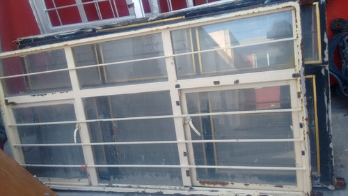 ventana de aluminio y ventanas de herreria oferta