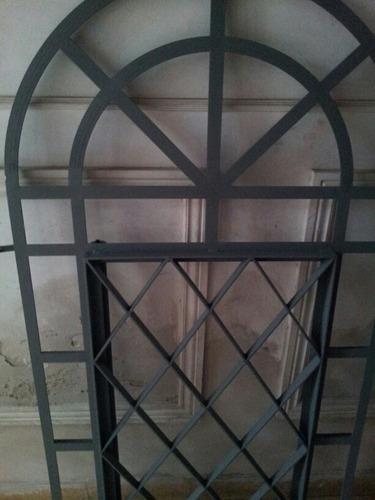 ventana hierro estilo antiguo 60 x 120