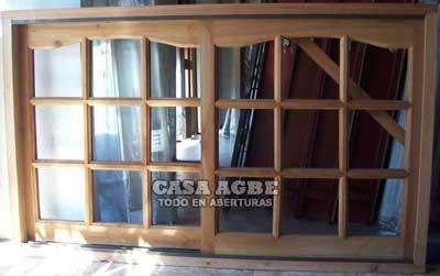ventana madera ventana