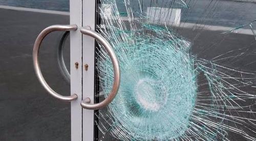 ventana modena aluminio blanco 60x40 vidrio seguridad 3+3