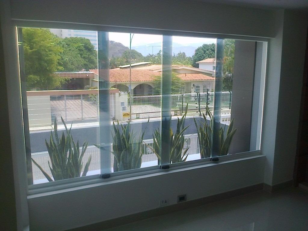 Ventana panoramica en aluminio y vidrio economicas for Precio de aluminio para ventanas