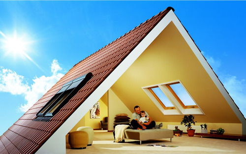 ventana para techo velux 0.78m x 1.40m