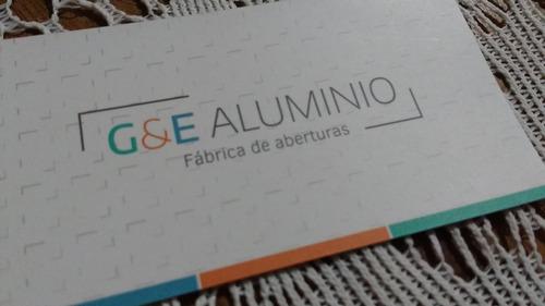 ventana patagonica modena 150x110 gye dvh 4/9/4 cuotas