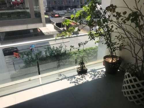 ventana polanco amueblado 2 recamaras y terraza privada