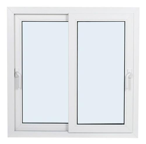 ventana pvc + doble vidriado hermético + 1800mm x 1100mm