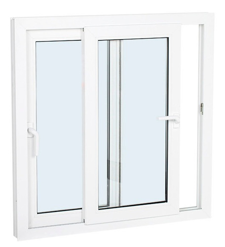 ventana pvc + doble vidriado hermético + 1800mm x 2100mm