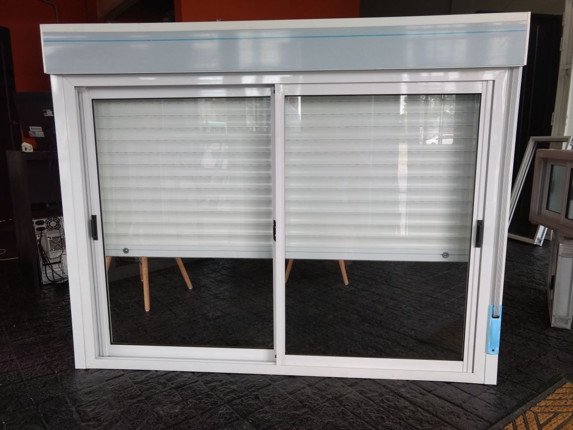Ventana Sistema Cajón Compacto Persiana Aluminio 1500x1100 - $ 9.600 ...