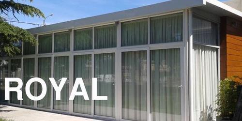 ventana upvc dvh 160 x 40 doble vidrio fijo