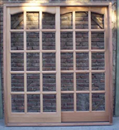 ventana vidrio repartido 1/4 punto 1.50x2.00