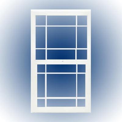 Ventana vinil doble vidrio c low e alpine 3 en - Ventana doble cristal ...
