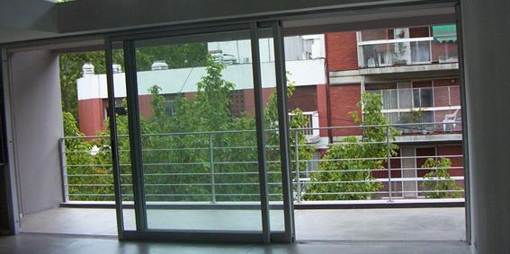 Ventanal altas prestaciones serie ha 110 medidas grandes for Puertas ventanas de aluminio medidas