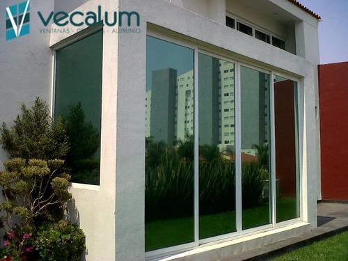 ventanales de aluminio