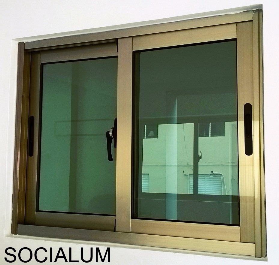 Ventanas aluminio fachada puertas de ba o mamparas for Ventanas de aluminio mercadolibre argentina