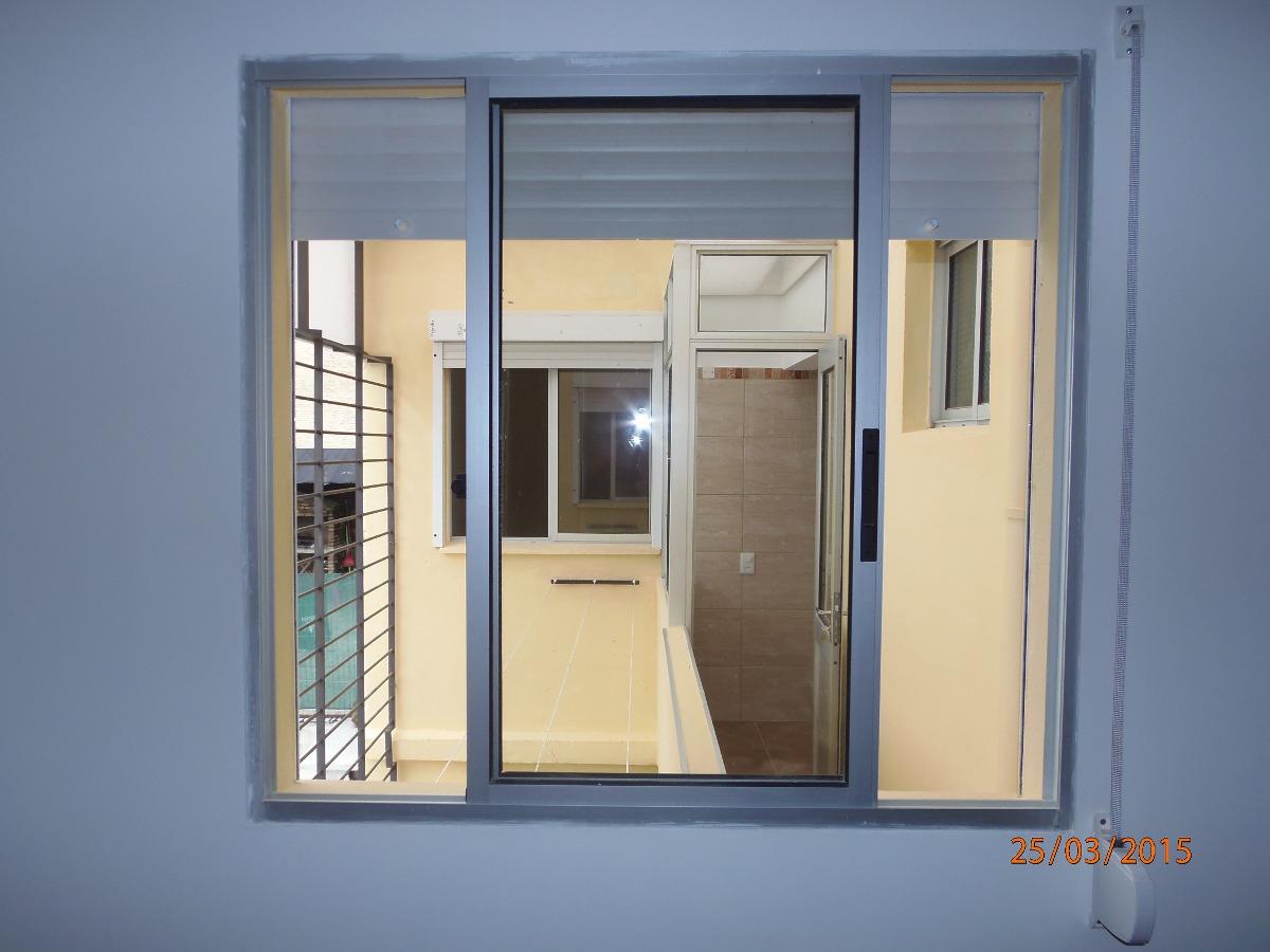 Ventanas Aluminio Puertas Cerramientos Colocaciones Mamparas ...