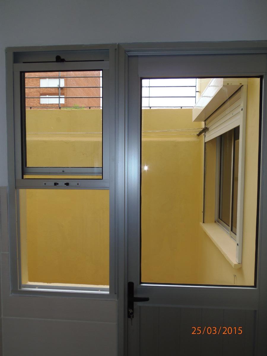 Ventanas aluminio puertas mamparas cerramientos for Ventana aluminio 120x120