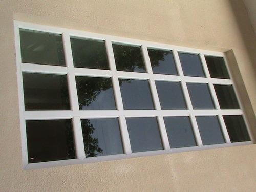 ventanas antiruido en aluminio y vidrio