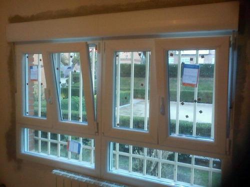ventanas antiruido mamparas acusticas de pvc. telf.  7238147