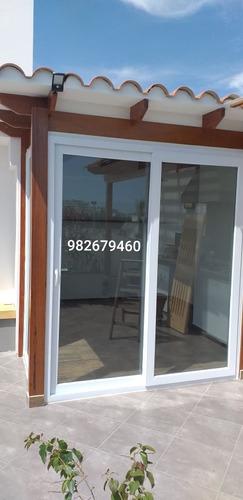 ventanas antiruido mamparas herméticas puertas  982679460