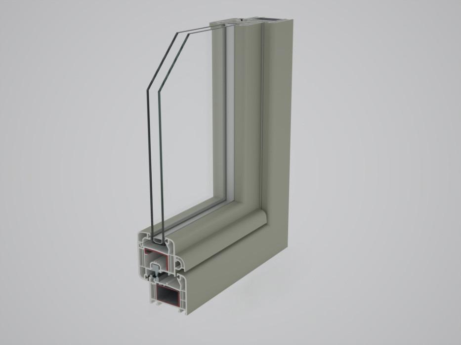 Ventanas antiruido termicas acusticas mamparas puertas for Perfiles pvc para aberturas